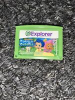 Bubble Guppies Game Leapfrog Leappad 2 3 Ultimate Ultra & Platinum & Leapster GS