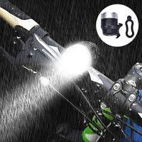 Set LED Vordere Rücklicht Fahrradlampe Fahrradbeleuchtung Fahrradlicht WJ