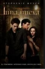 LUNA NUEVA (Spanish Edition) Hardcover by STEPHENIE MEYER