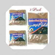 Polvo de semillas de fecha 3 Ajwa khajoor Original Sellado de Madina 100g cuidado de la salud