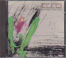 STEFANO BATTAGLIA - auryn CD