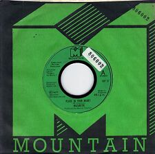 """7"""" Nazareth – Place In Your Heart / Mountain Record // UK 1977"""