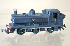 HORNBY KIT BUILT BR 0-6-0 CLASS 87XX PANNIER TANK LOCO 8751 WEATHERED mw