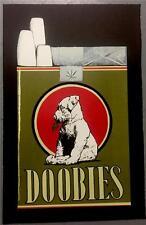 Stanley Mouse Doobies Grateful Dead Hand Signed Fine Art Poster Lithograph S2