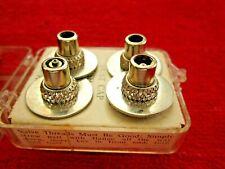 VINTAGE 1950's KUSTOM DELUX SAFETY VALVE STEM LOCKS