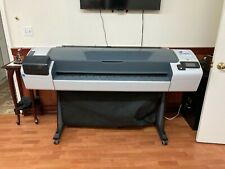 Hp Designjet T795 44 Inch Plotter Used But In Good Condition