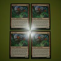 Wily Goblin x4 Ixalan 4x Playset Magic the Gathering MTG