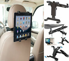 "Car Universal Headrest Seat Holder Mount for iPad 1 2 3 4 mini Air & 10"" Tablets"