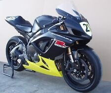 RACE BODYWORK FAIRING SUZUKI GSXR 600 750  K6 K7  RACE FAIRINGS 2006 2007
