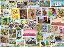 350 UPPER VOLTA All Different Stamps (now BURKINO FASO)  (C80)