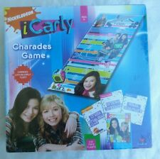 Nickelodeon iCarly Charades Game New Factory Sealed