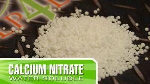 25KG CALCIUM FERTILISER 15.5%(nitrogen) NITRATES+26.5% CaO(calcium) Masterblend