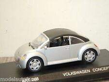 VW Volkswagen Concept Beetle van Detailcars 1:43 in Box *20606