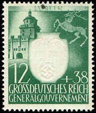 Scott # NB28 - 1942 - ' Ancient Lublin ', 600th Anniversary of Lublin