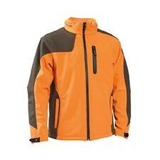 "Deerhunter 5091 ""Argonne Softshell Jacke"" 669 - Orange, Größe S"