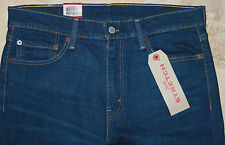 LEVI'S 510 men's Jeans skinny FIT W33 L32 NEW WITH TAGS