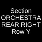 2 Tickets The Band's Visit 7/19/22 Cincinnati, OH