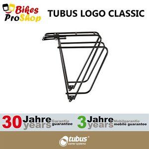TUBUS Logo CLASSIC Schwarz Bike Bicycle Rear Rack 2021
