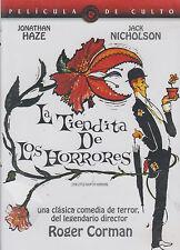 DVD - La Tiendita De Los Horrores NEW The Little Shop Of Horrors FAST SHIPPING !