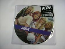 "ABBA - THE NAME OF THE GAME - 7"" PICTURE DISC VINYL NEW UNPLAYED 2017"