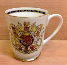Aynsley The Prince of Wales Investiture 1969 Commemorative Mug.