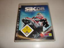 PLAYSTATION 3 sbk08 Superbike World Championship
