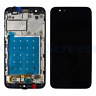 LG K11 Plus Prime Alpha 2018 X410 LCD Screen Digitizer Frame Brazil Version