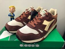 DIADORA S8000 Suede & Leather Sneakers US 8.5