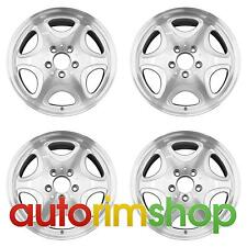 "Mercedes S320 S420 S500 S600 1996-2000 16"" Factory OEM Wheels Rims Set"