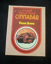 Vintage! Cinnabar - A Game of Rocks & Minerals by Vinson Brown 1980 Complete