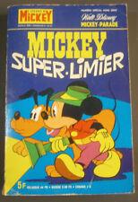 MICKEY PARADE N°1319 Tome 53 - TRÈS BON ÉTAT - 1er Édition Originale - Oct. 1977