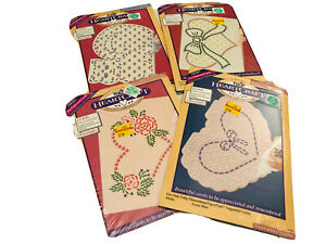 TULIP HEARTCRAFT Pre-Patterned Cards for Paint - Hearts & Cats Valentine's NEW