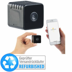 7links Full-HD-Mini-IP-Überwachungskamera mit WLAN, Versandrückläufer