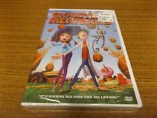 Cloudy With a Chance of Meatballs (DVD, 2010) NEW