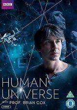 Human Universe (Professor Brian Cox BBC TV Series) Region 4 New DVD (2 Discs)