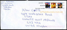 Canada 2006 Commercial Airmail Cover To UK #C38303