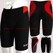 """NWT HXBY 1303-1 MEN'S COMPETITION TRAINING RACING JAMMER XL WAIST 28.5-31"""" Sz 30"""