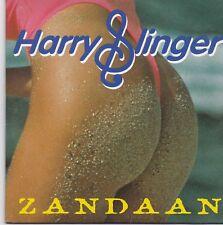 Harry Slinger-Zandaan cd single