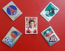 PANINI FRENCH ISSUE FOOT 93 BADGES ECUSSON POSTER Stickers au choix pick choice