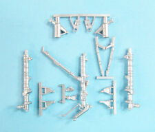 Su-35S Flanker E Landing Gear replacement for 1/48th Great Wall Hobby 48355