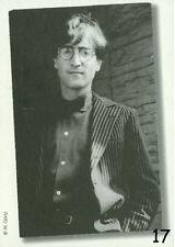 BEATLES - John Lennon - Postkarte - s/w - mit Adressfeld - Neuwertig