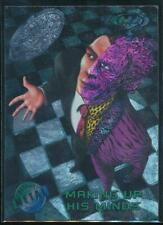 1995 Batman Forever Metal Trading Card #6 Making Up His Minds