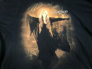Vintage Stevie Nicks Rock A Little Concert Tour Shirt XL