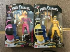 "Power Rangers Legacy Collection: Megazord BAF 6"" Figure Zeo Yellow 25 Years"