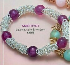 Avon Mareena Bracelet Amethyst