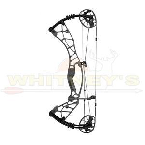 Hoyt Archery Axius ZTR RH/70# Storm/Blackout Compound Bow-1343786