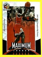 MICHAEL JORDAN 1999 UPPER DECK UD HOLOGRFX MAXIMUM JORDAN #MJ5