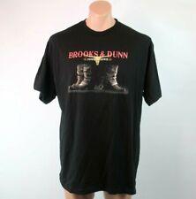 BROOKS & DUNN Cowboy Town Country Concert T-Shirt - XL mens NWOT