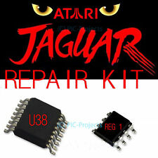 Repuesto IC MC34163 y 78l05 para reparar defectuoso Atari Jaguar Kit De Consola De Juegos