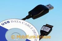 USB Datenkabel f. Siemens SL55